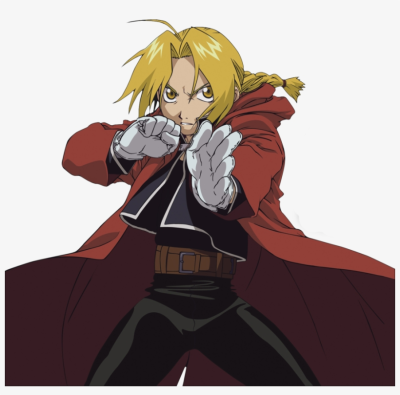 Edward Elric Render Sig - Full Metal Alchemist Ds - Free ...