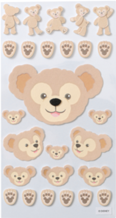 Download Rg Df Ph19b - Duffy The Disney Bear PNG Image with No ...