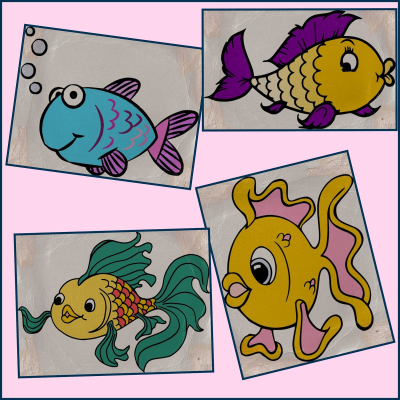 Fish design Files Cartoon fish Design Files Designs made | PNGio