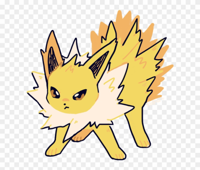 Togetic Png , Png Download - Jolteon Art, Transparent Png ...