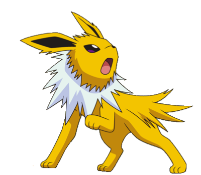 Jolteon Png & Free Jolteon.png Transparent Images #9174 - PNGio