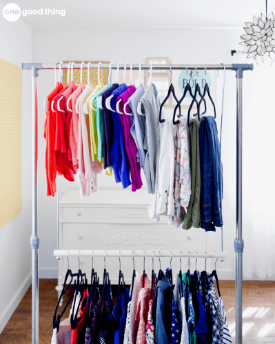 8 Brilliant Closet Hacks That Will Actually Help You Get Organized ...