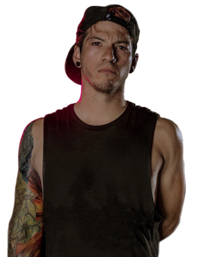 Josh Dun png that I made using the app superimpose