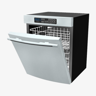 Dishwasher, Machine, Cartoon, Free Buckle PNG Image and Clipart ...