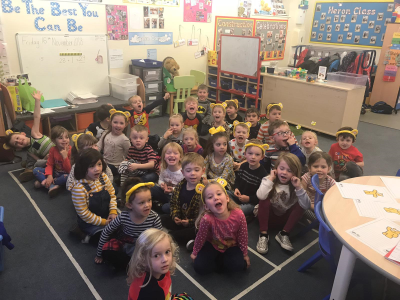 Children In Need | Heron Class Blog
