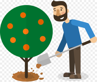Tree Google Images Poster - Man planting trees png download - 2244 ...