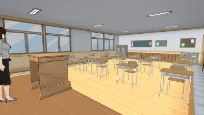 Classrooms | Yandere Simulator Wiki | FANDOM powered by Wikia