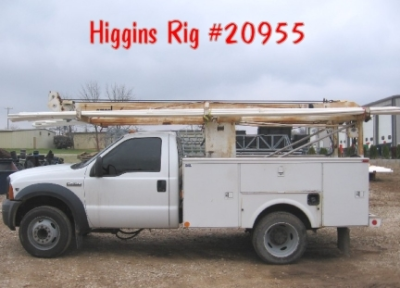 Pump Hoists - Higgins Rig Company