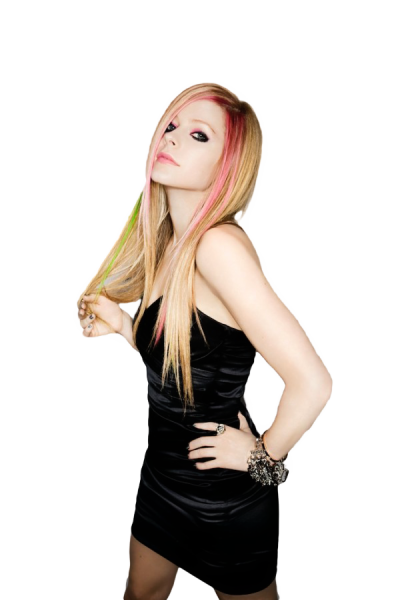 Avril Lavigne PNG Transparent Image