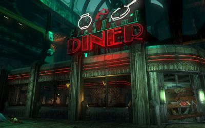 Image - Fishbowl diner.png | BioShock Wiki | FANDOM powered by Wikia