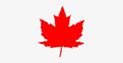 Maple Leaf From Roundel Br Red - Canadian Maple Leaf Png - Free ...