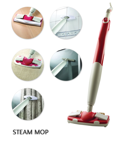 Steam Mop PNG Transparent