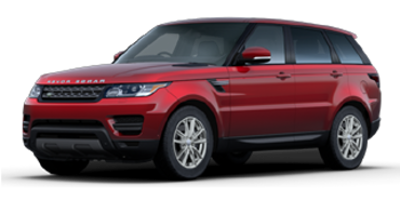 Land Rover Range Rover Sport PNG Free Download