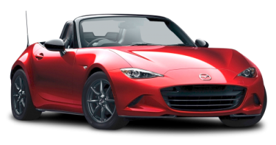 Red Mazda MX 5 Miata Car PNG Image - PngPix