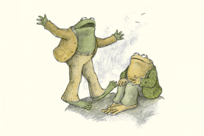 A Year with Frog and Toad the musical | Windham Actors Guild