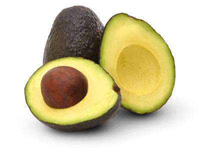Half Avocado HD Free Clipart HQ