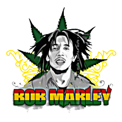 Bob Marley transparent PNG images - StickPNG