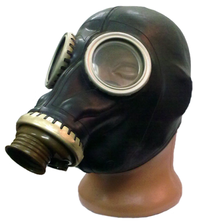 background-Gas-transparent-mask
