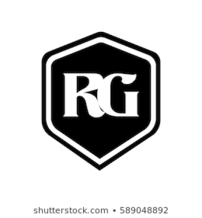 Rg Logo Images, Stock Photos & Vectors | Shutterstock