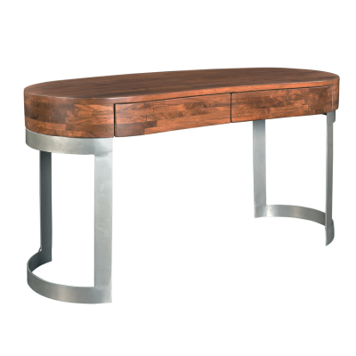 SOLD OUT - Corina Light Walnut finish Writing Desk — Beachcomber ...