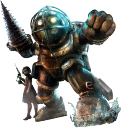 Big Daddy (BioShock) - Wikipedia