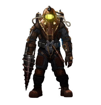 Bioshock PNG Photo | PNG Arts