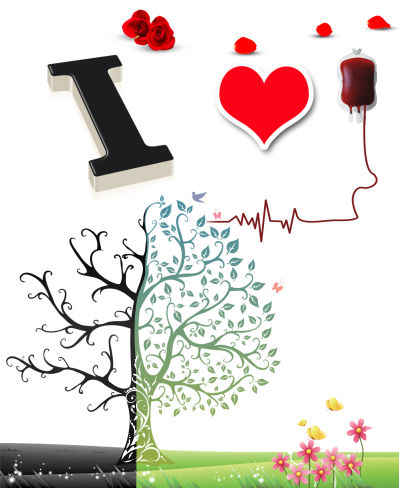 Blood Donation PNG Transparent Image