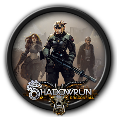 Shadowrun: Dragonfall dock icon by kodiak-caine on DeviantArt