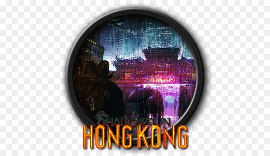 Shadowrun Hong Kong Circle png download - 512*512 - Free ...