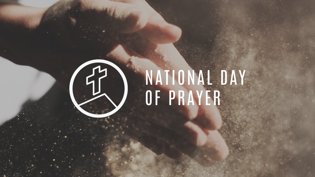 Join us on National Day of Prayer