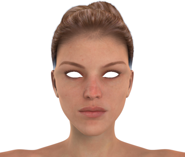 My genesis 2 base has no eyes - Daz 3D Forums