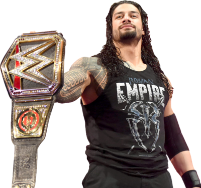 Roman Reigns PNG Free Download
