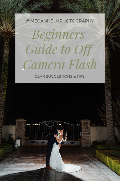 Beginners Guide to Off Camera Flash - Megan Helm Photography