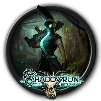 Shadowrun Returns dock icon by kodiak-caine on DeviantArt