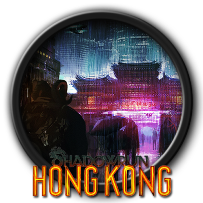 Shadowrun: Hong Kong dock icon by kodiak-caine on DeviantArt