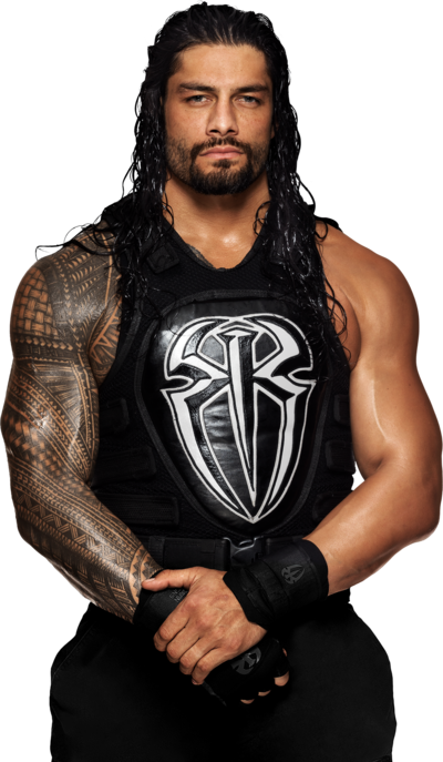 Roman Reigns Transparent Background