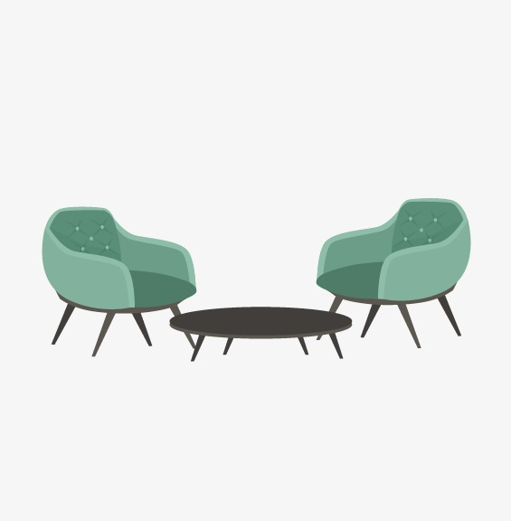 Download Free Png Sofa Chair Lounge Chair Two Chairs Png