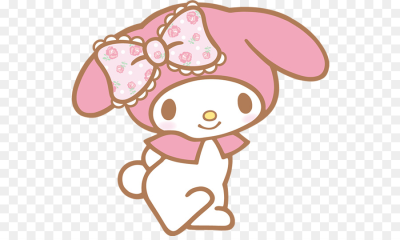 My Melody Hello Kitty Character Clip art - my melody png download ...