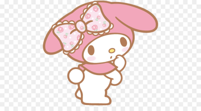 My Melody Hello Kitty Online Sanrio Character - my melody png ...