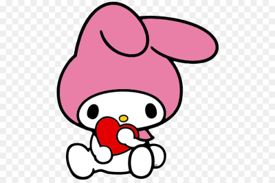 My Melody Hello Kitty Sanrio Cartoon - my melody png download ...