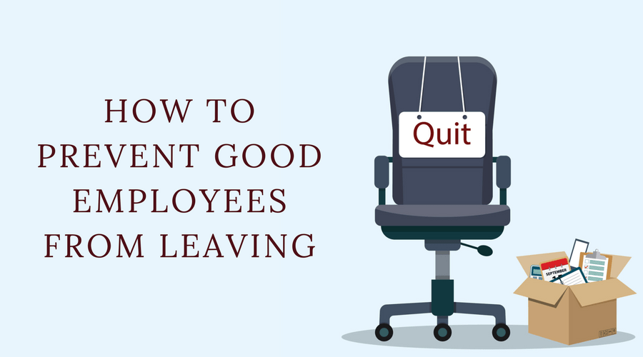Retention Problems - Preventing Employee Turnover | Workful Blog