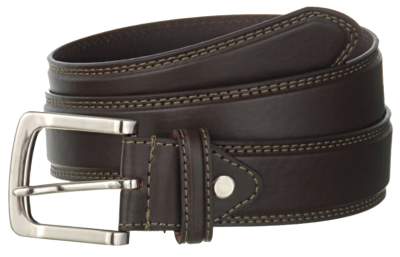 Mens Belt Transparent