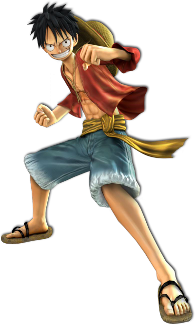 Monkey D Luffy Photo