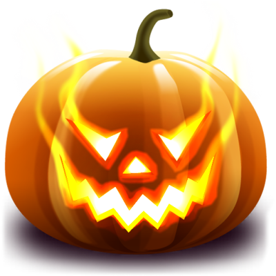 Halloween Pumpkin Transparent Background