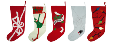 Christmas Stocking Transparent Background