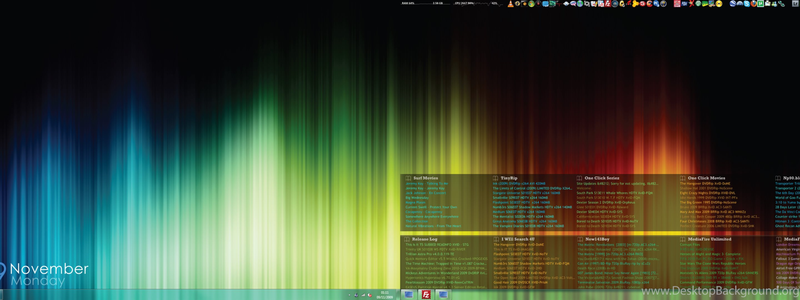 Download Free Png Im 98 Dual Monitor Wallpaper Windows 7