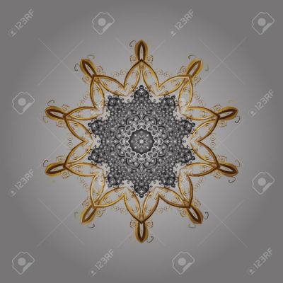 Winter Boarder. Vector Pattern, Ornamental, Christmas Background ...
