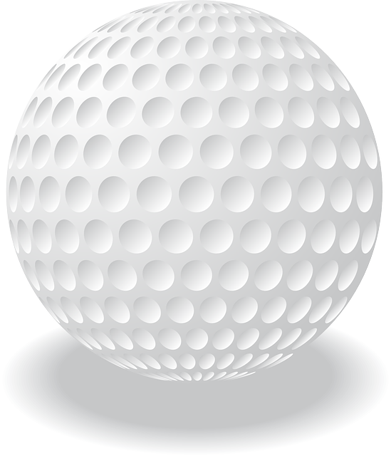 Golf Ball Download Transparent PNG Image