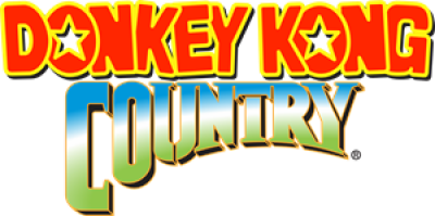 DONKEY KONG COUNTRY Logo Vector (.CDR) Free Download