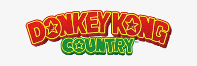 Donkey Kong Country Logo - Nintendo Donkey Kong Country Tropical ...
